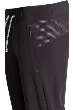 Pantaloni sportivi - Nero - DONNA | H&M IT 4