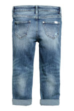 Relaxed Jeans - Denim blue - Kids | H&M CN 3