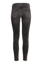 Feather Soft Low Jeggings - Noir washed out - FEMME | H&M FR 3