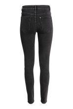 Skinny High Jeans - Black - Ladies | H&M CA 3