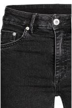 Skinny High Jeans - Black - Ladies | H&M CA 4
