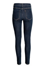 Skinny High Jeans - Dark denim blue - Ladies | H&M CN 4