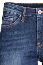 Straight Regular Jeans - Blu denim scuro - DONNA | H&M IT 5