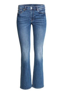 Boot cut Regular Jeans