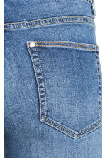 Boot cut Regular Jeans - Denim blue - Ladies | H&M 4