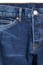 Slim Low Jeans - Bleu denim - HOMME | H&M FR 4