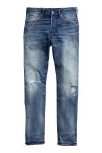 Slim Low Jeans - Blu denim -  | H&M IT 2