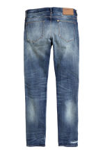 Slim Low Jeans - Blu denim -  | H&M IT 3