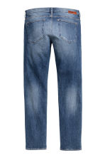 Slim Low Jeans - Blu denim - UOMO | H&M IT 3