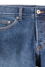 Slim Low Jeans - Blu denim - UOMO | H&M IT 4