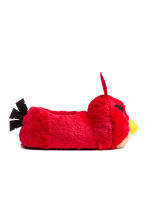 Soft slippers - Red/Angry Birds - Kids | H&M CN 2