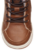 Hi-top trainers - Light brown - Kids | H&M CN 3