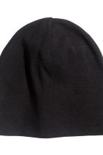 2-pack jersey hats - Black - Kids | H&M CN 2