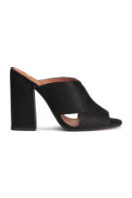 Mules - Black - Ladies | H&M CN 2