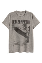 Grey/Led Zeppelin