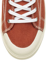Sneakers in tela - Arancione scuro - UOMO | H&M IT 3