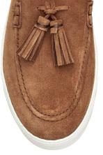 Suede loafers - Camel - Men | H&M CN 5
