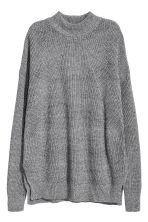 Pullover a lupetto - Grigio scuro - DONNA | H&M IT 2