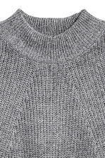 Pullover a lupetto - Grigio scuro - DONNA | H&M IT 3