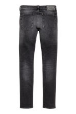 360° Tech Stretch Skinny Jeans - Black washed out - Men | H&M 4