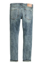 Skinny Low Selvedge Jeans - Bleu denim - HOMME | H&M FR 3