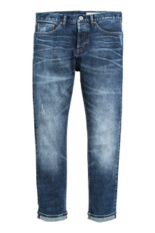 Slim Regular Selvedge Jeans