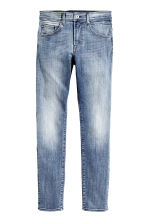 Tech Stretch Slim Low Jeans - Bleu denim - HOMME | H&M FR 2