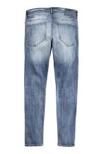 Tech Stretch Slim Low Jeans - Blu denim - UOMO | H&M IT 3