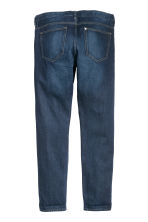 Slim Regular Tapered Jeans - Bleu denim foncé - HOMME | H&M FR 3