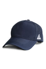 Cap - Dark blue - Kids | H&M CN 1