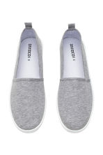 Slip-on trainers - Grey - Ladies | H&M CN 2
