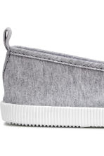 Slip-on trainers - Grey - Ladies | H&M CN 4