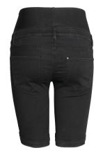 MAMA Twill shorts - Black - Ladies | H&M CN 3