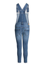 MAMA Denim dungarees - Denim blue - Ladies | H&M GB 3
