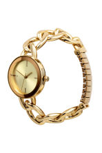 Watch - Gold - Ladies | H&M CN 2