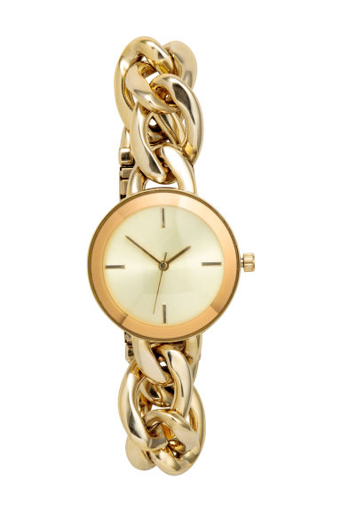 Watch - Gold - Ladies | H&M CN 1