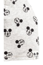 Jersey hat - Grey/Mickey Mouse - Kids | H&M CN 2