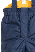 Outdoor trousers - Dark blue - Kids | H&M CN 2
