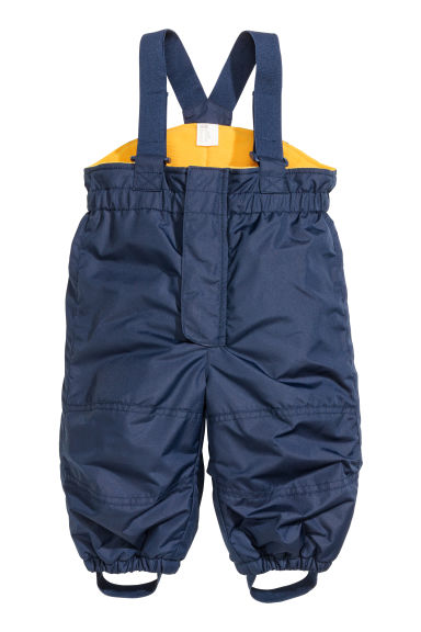 Outdoor trousers - Dark blue - Kids | H&M CN 1