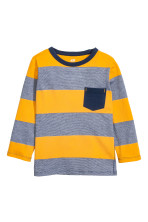 Dark yellow/Striped