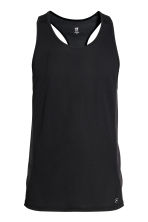Ultra-light running vest - Black - Men | H&M CN 2