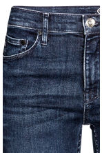 Shaping Boot cut Regular Jeans - Dark denim blue - Ladies | H&M CN 5