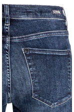Shaping Boot cut Regular Jeans - Dark denim blue - Ladies | H&M CN 4