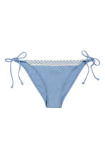 Tanga bikini bottoms - Pigeon blue - Ladies | H&M CN 2