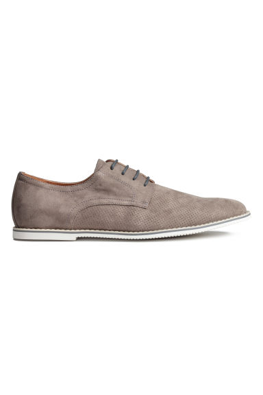 Derbyschoenen - Taupe - HEREN | H&M BE 1