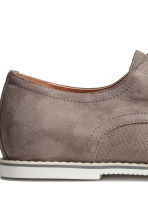 Derbyschoenen - Taupe - HEREN | H&M BE 3