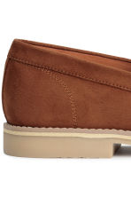 Tasselled loafers - Dark camel - Men | H&M CN 3