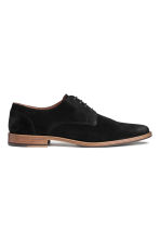 Sarpe derby scamosciate - Nero - UOMO | H&M IT 2
