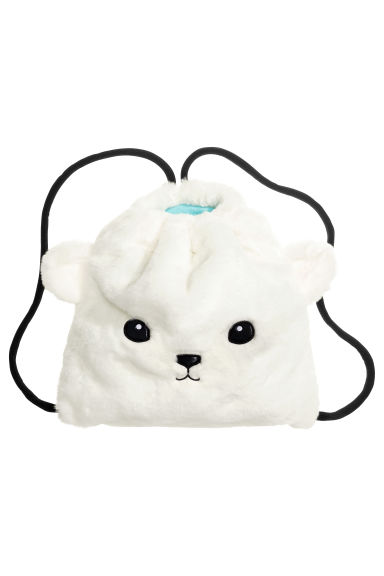 Pile backpack - White - Kids | H&M CN