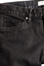 Skinny Low Jeans - Noir washed out - HOMME | H&M FR 4